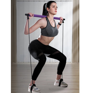 Yoga Pull Rods Portable