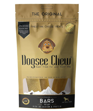 Felica Dogsee Small Bars: Long-Lasting Dental Chews For Small Dogs