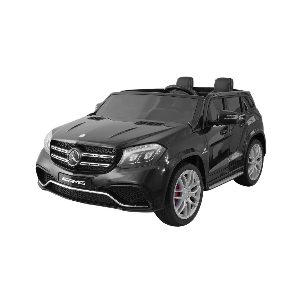 Mercedes Benz GLS63 AMG Ride on Car Ride On Cars FREDDO black