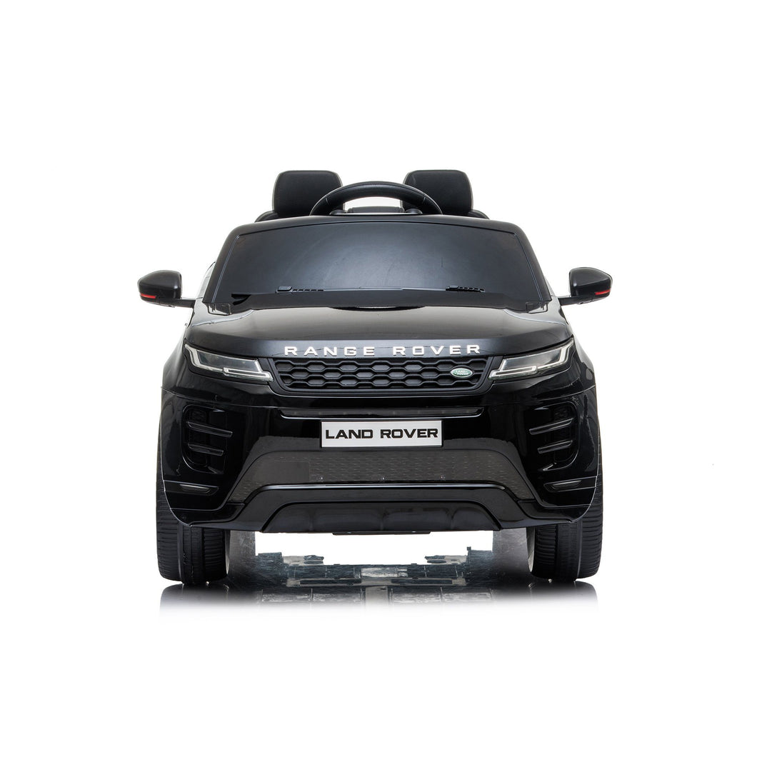 Land Rover Evoque Ride on Car Black Kids Cars Canada