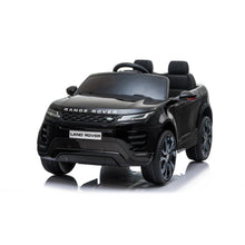 Load image into Gallery viewer, Land Rover Evoque Ride on Car Black Kids Cars Canada