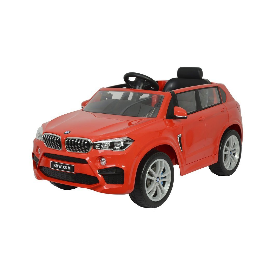 BMW X5 Ride on Car Red Ride On Cars FREDDO