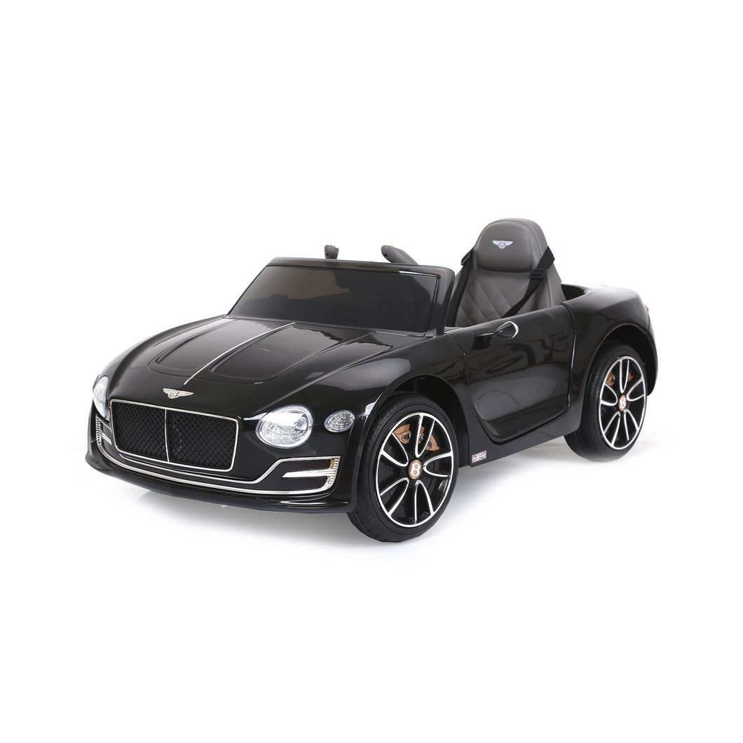 Bentley Exp 12 Ride on Car Black Ride on Cars FREDDO