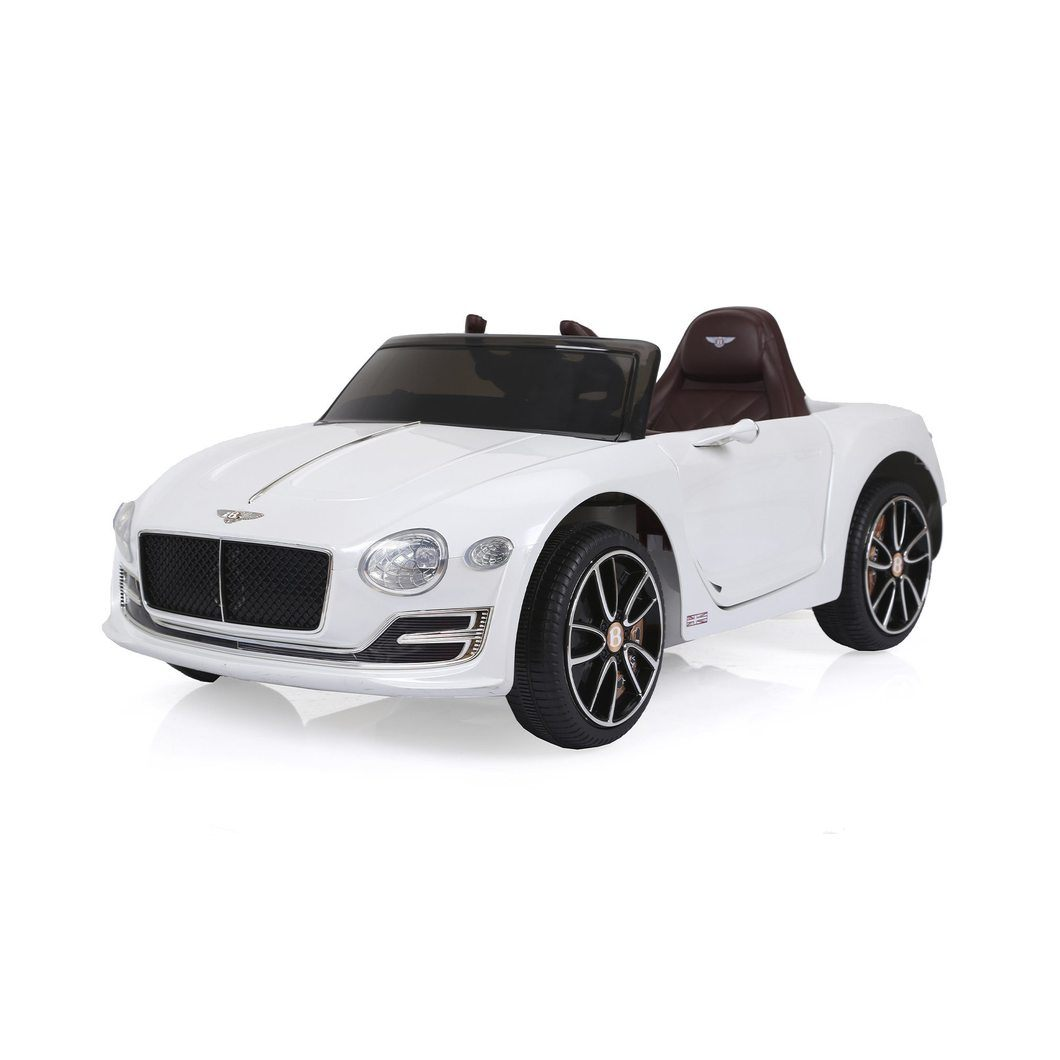 Bentley Exp 12 Ride on Car White Ride on Cars FREDDO
