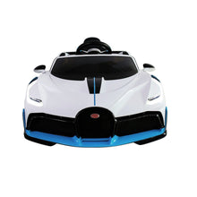 Load image into Gallery viewer, Bugatti Divo Ride on Car White Ride On Cars FREDDO