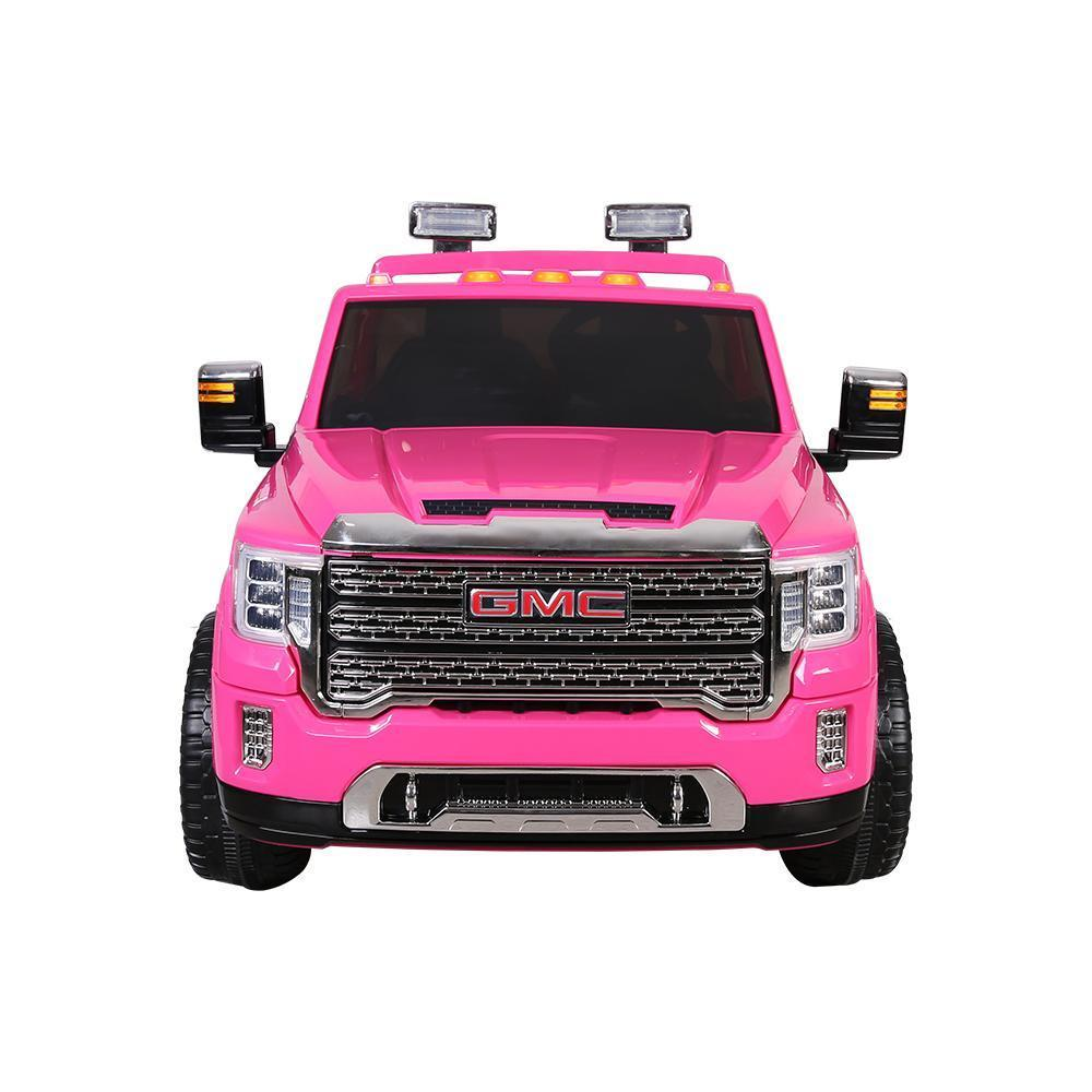 GMC Denali Ride on car Pink Ride On Cars FREDDO