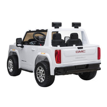 Load image into Gallery viewer, GMC Denali Ride on car White Ride On Cars FREDDO