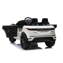 Load image into Gallery viewer, Land Rover Evoque Ride on Car White Ride On Cars FREDDO