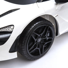 Load image into Gallery viewer, McLaren 720S Ride on car White Ride On Cars FREDDO