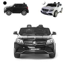 Load image into Gallery viewer, Mercedes Benz GLS63 AMG Ride on Car Ride On Cars FREDDO