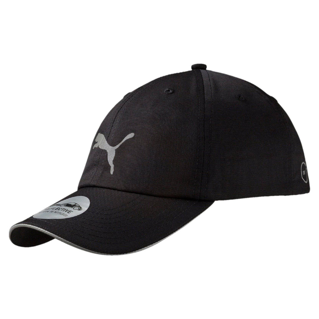 Puma Unisex Running Cap 3 Black - [Gear4u.co.za]