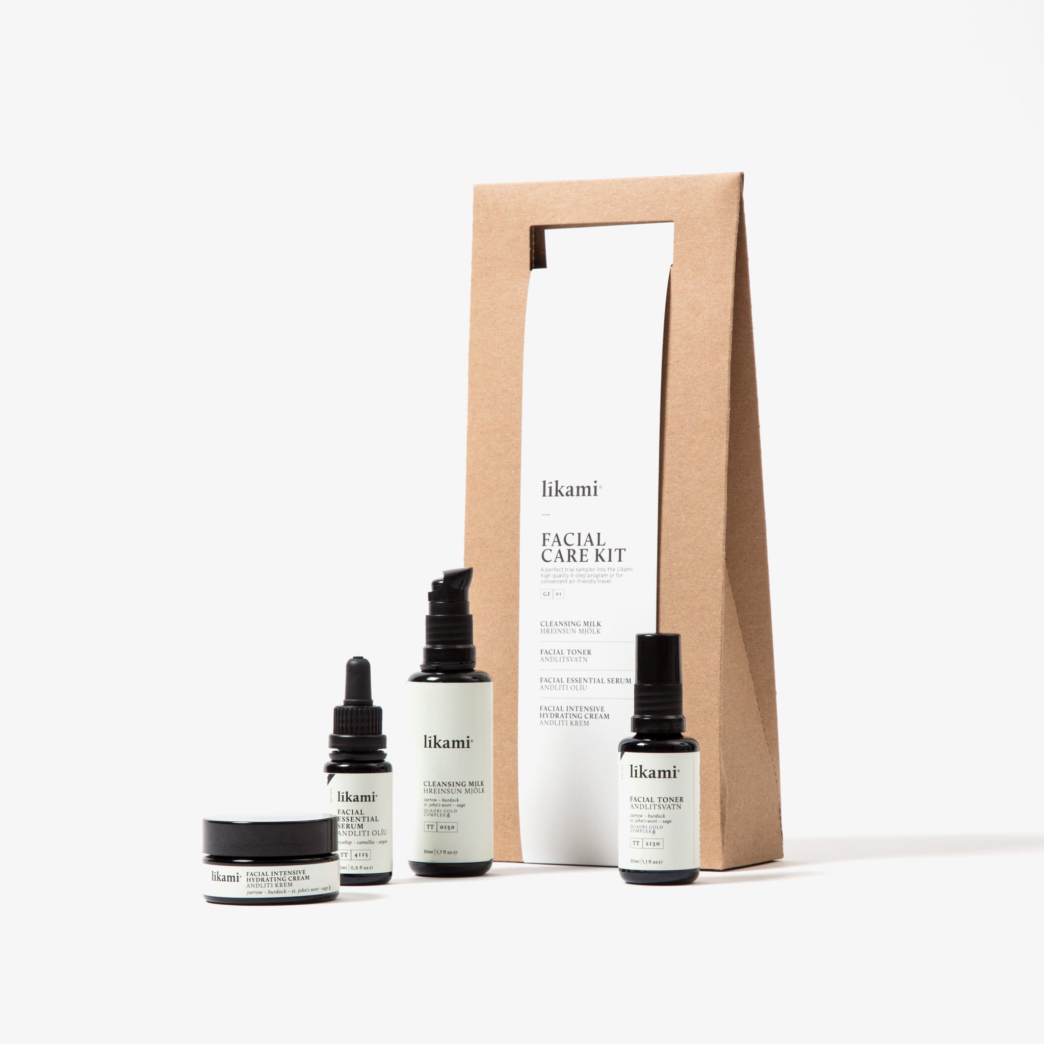Likami Schweiz Set Facial Care