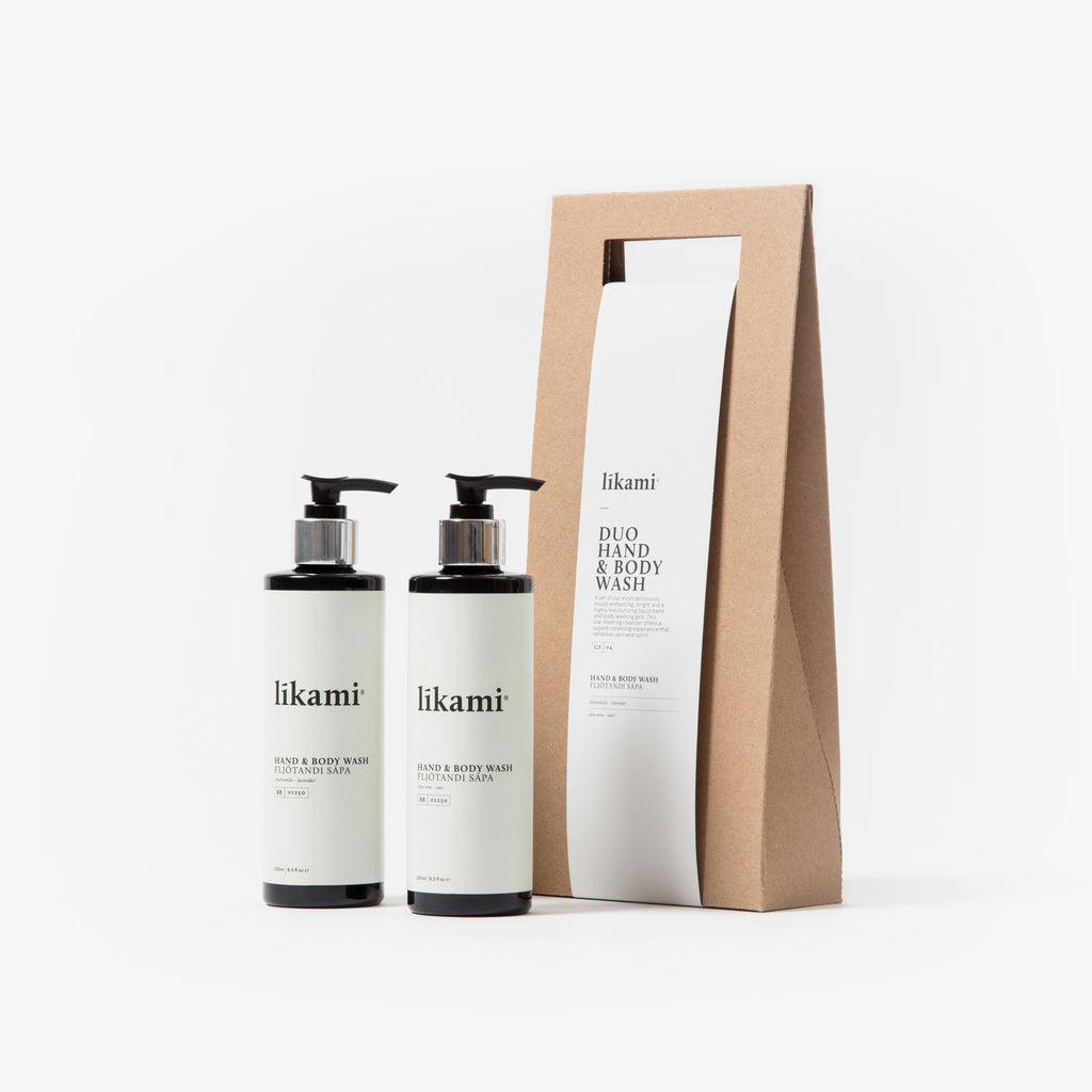 Likami Schweiz Set Hand Body Wash