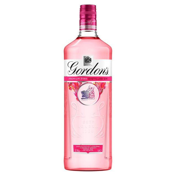 GORDONS PINK GIN 70CL - @BeersOnRoute