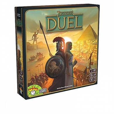 Repos production - 7 wonders Duel