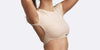 Cyprus swim tee Terry cloth bikini top tan side