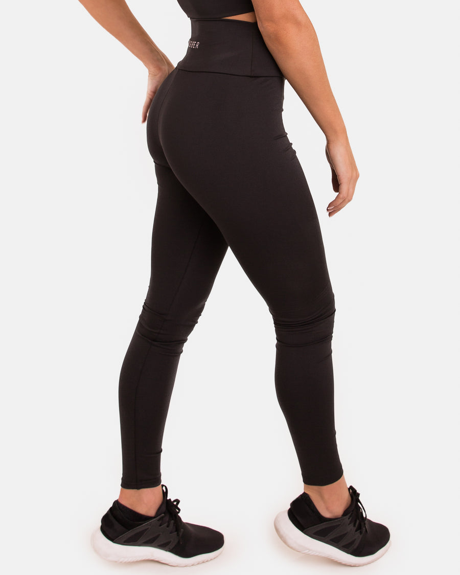 Gym Leggings | Clyde High Waist Leggings | Zingiber Australian Designer Activewear Label