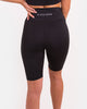 Leigh High Waist Bike Shorts