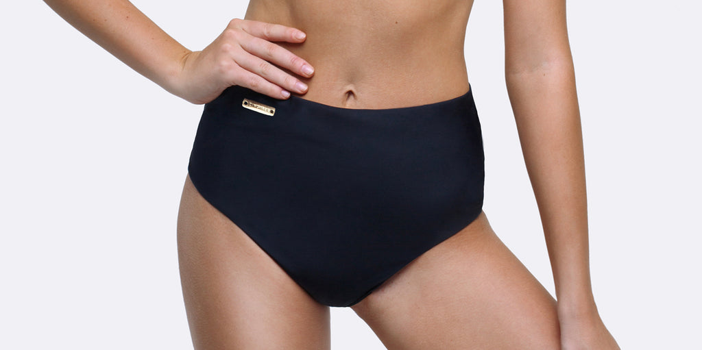 Gigi Medium High Waist Brief