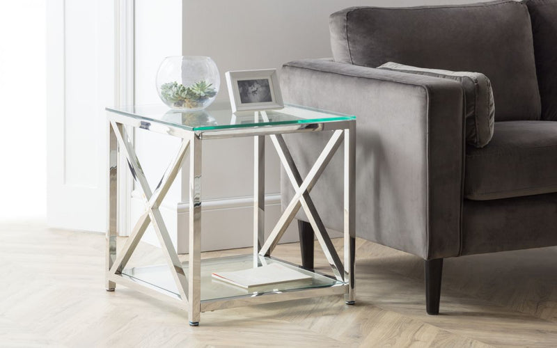 Maden Lamp Table