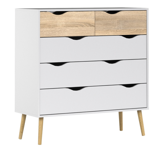 Ontario 5 Drawer Chest