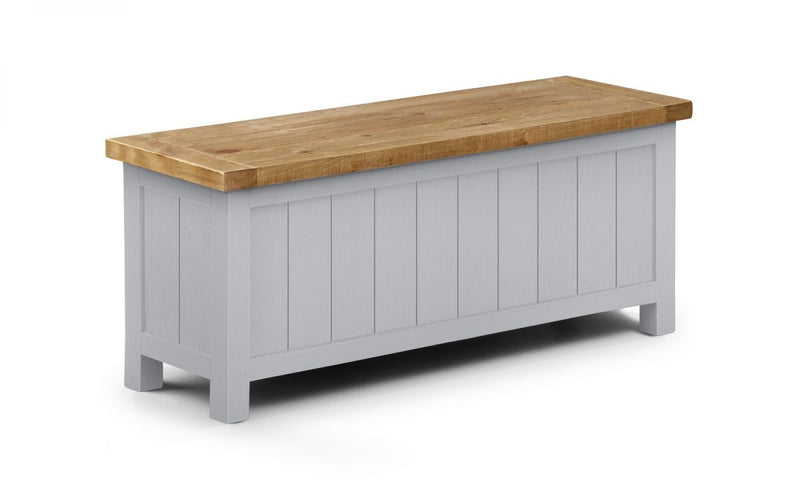 Almalfi Storage Bench