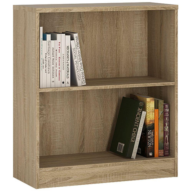 New York Low Wide Bookcase