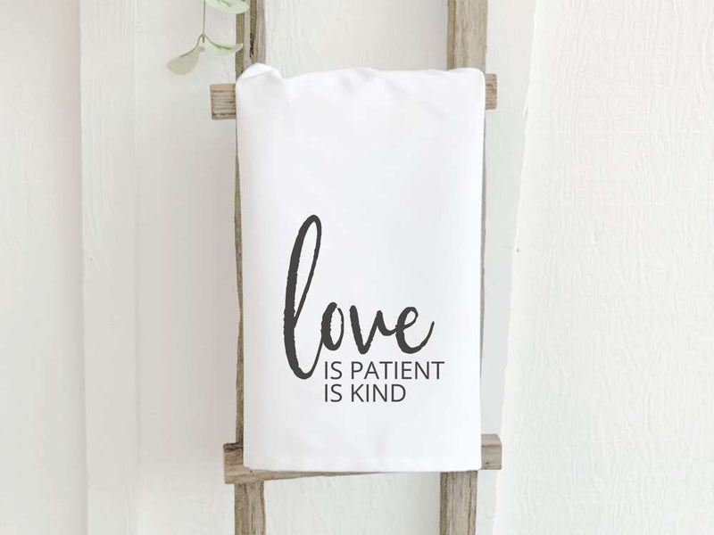 Love Is - Cotton Tea Towel