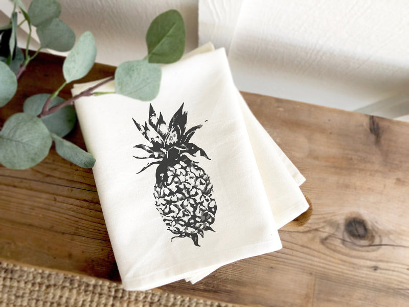 Pineapple - Cotton Tea Towel