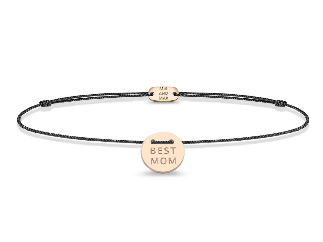 The BEST MOM Bracelet | Sterling Silver
