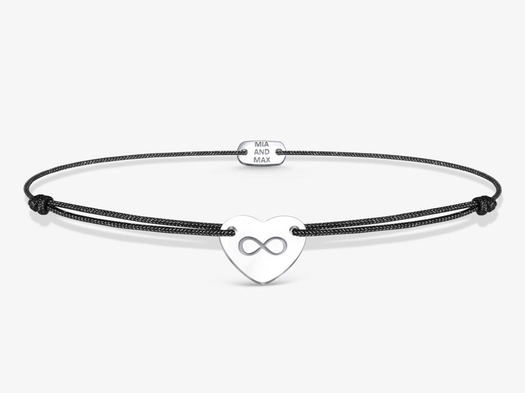 The HEART Bracelet | Sterling Silver