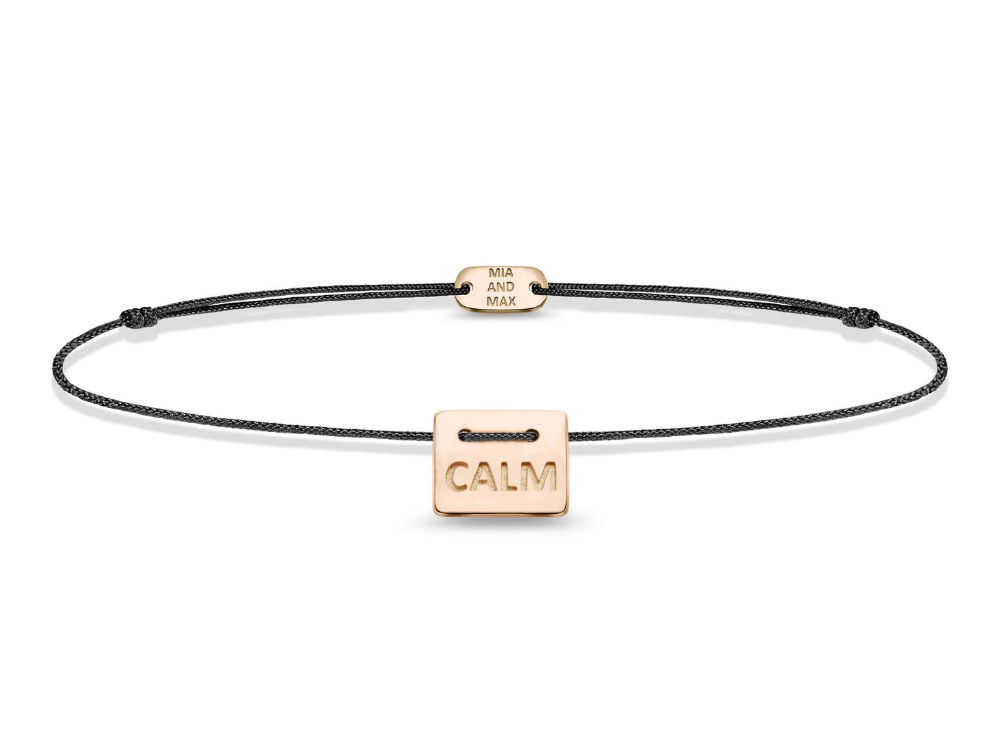The CALM Bracelet | Sterling Silver