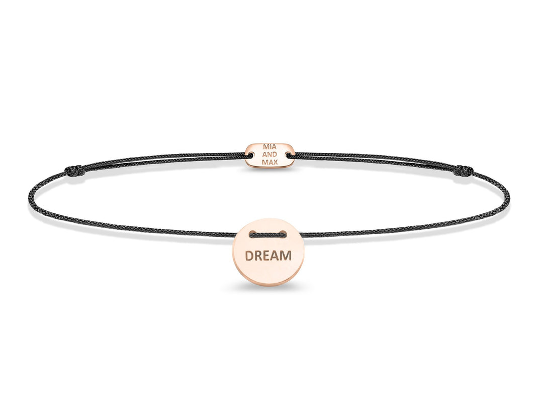 The DREAM Friendship Bracelet | Sterling Silver