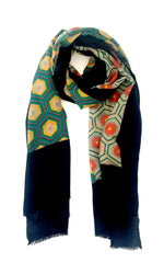 Load image into Gallery viewer, HEXA Cashmere Scarf