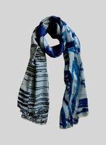 Load image into Gallery viewer, CASSIAN Pure Cotton Scarf