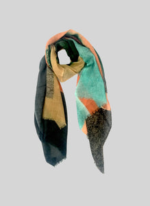 ENDORA WOOL SCARF