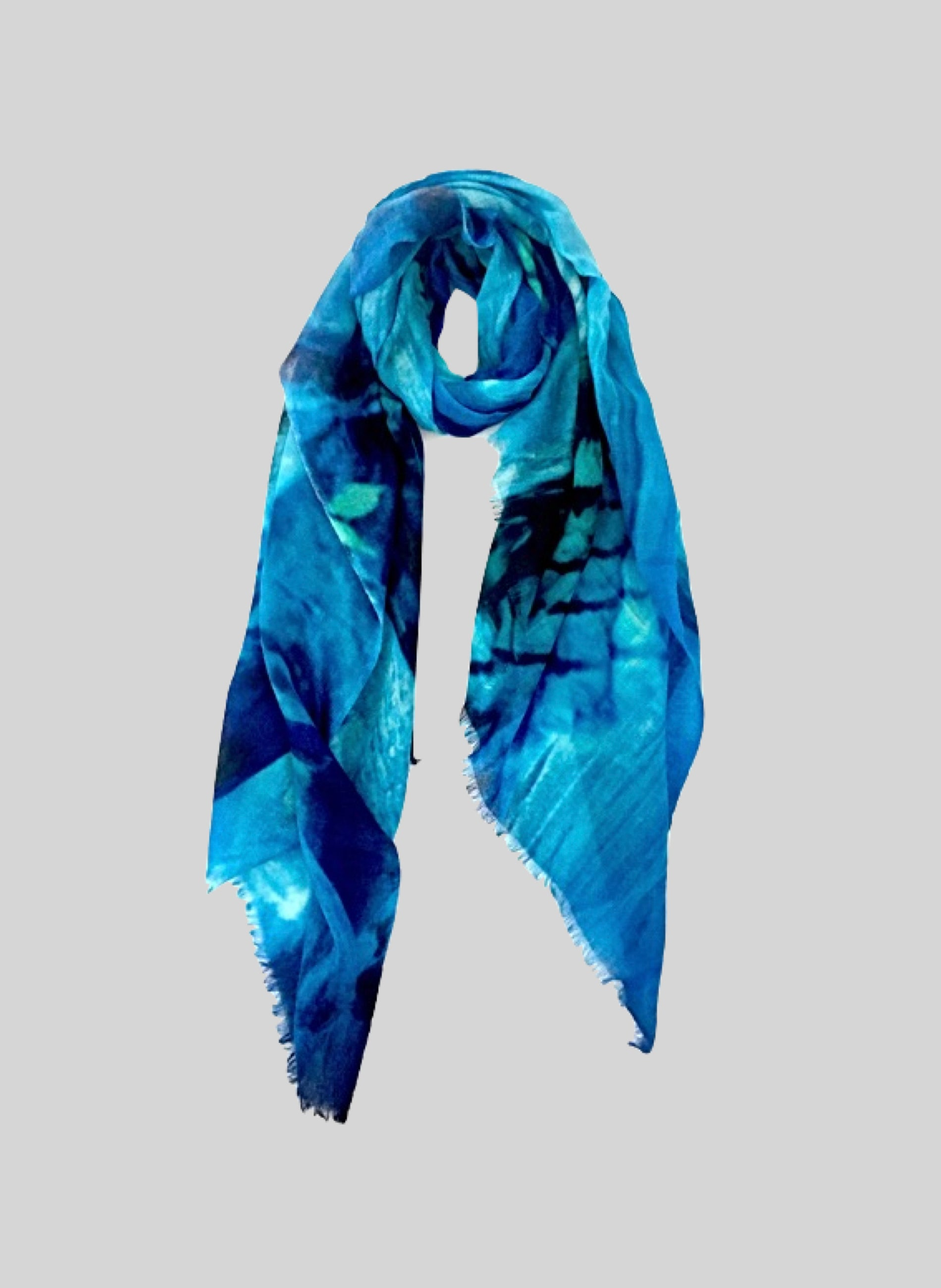 SALOME Wool Scarf