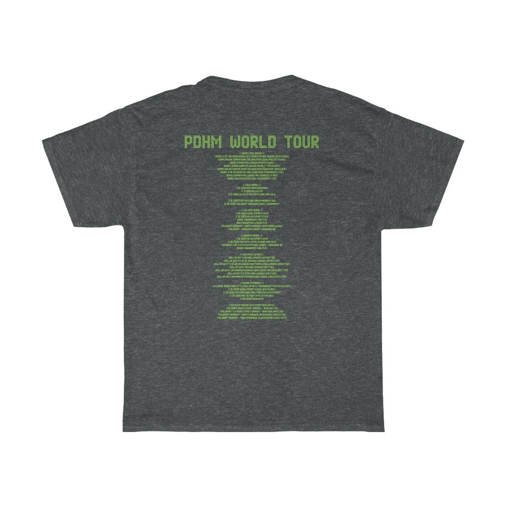 PDHM World Tour Tee