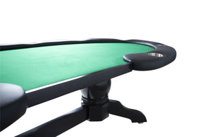 BBO Poker Tables Prestige X Poker Table 10 Person and Dealer