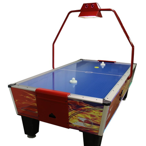 GOLD STANDARD GAMES 8' GOLD PRO PLUS AIR HOCKEY TABLE