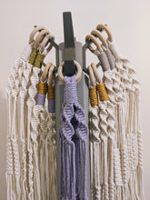 Load image into Gallery viewer, Bit.Ropey Macramé Hangers