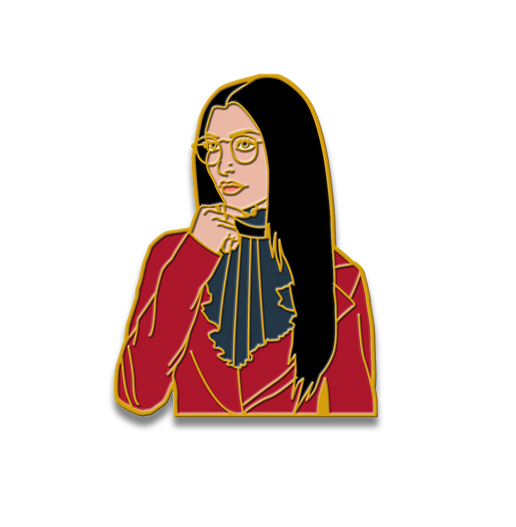 EP1 Collectible Pin