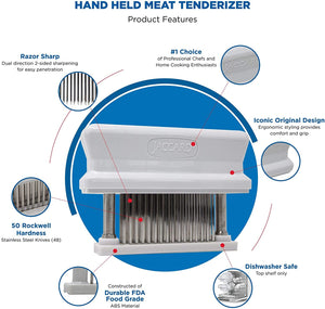 Blade Style Jaccard Meat Tenderizers