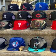 Custom Fitted Hats from New Era Mitchell & Ness
