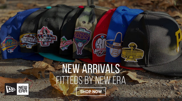 Shop exclusive hats of NFL, MLB, NBA and sports wear from huge collection of new era, mitchell and ness and more brands. We have a wide-ranging collection of fitted hats, dad hats, jerseys, jackets, shorts, snapbacks and more.