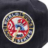 1949 WORLD SERIES NEW YORK YANKEE NEW ERA 59FIFTY FITTED