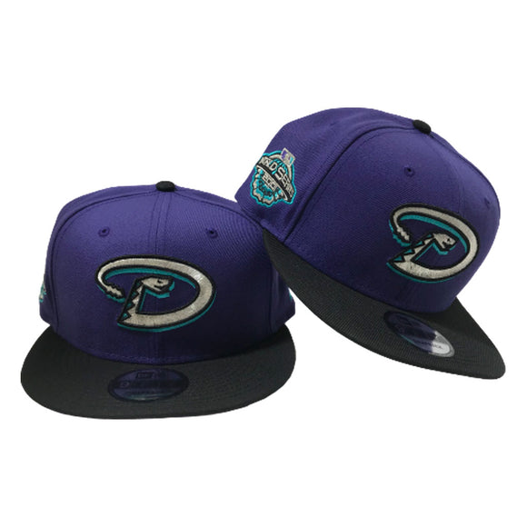 Arizona Diamondbacks 2001 World Series New Era Snapback