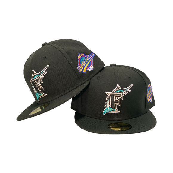 Florida Marlins 1997 World Series New Era Fitted hat