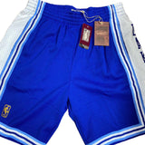 LOS ANGELES LAKERS MITCHELL AND NESS ALT. NBA SWINGMAN SHORTS
