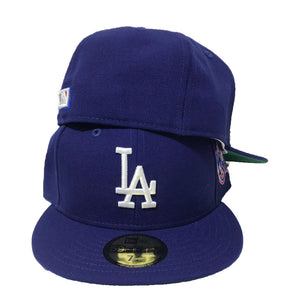 Los Angeles Dogers 1975 World Series Onfield New Era Fitted cap